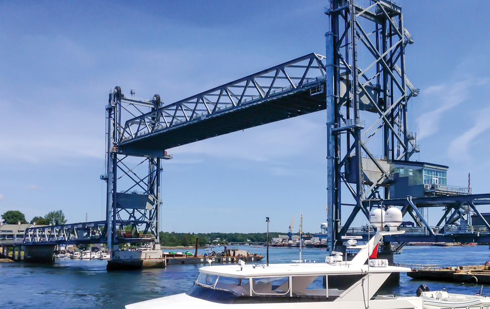 Vertical Lift Bridge Applications