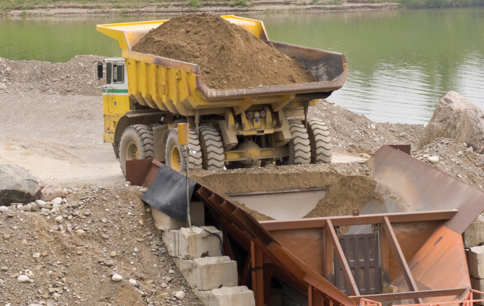 Rock Crusher Applications