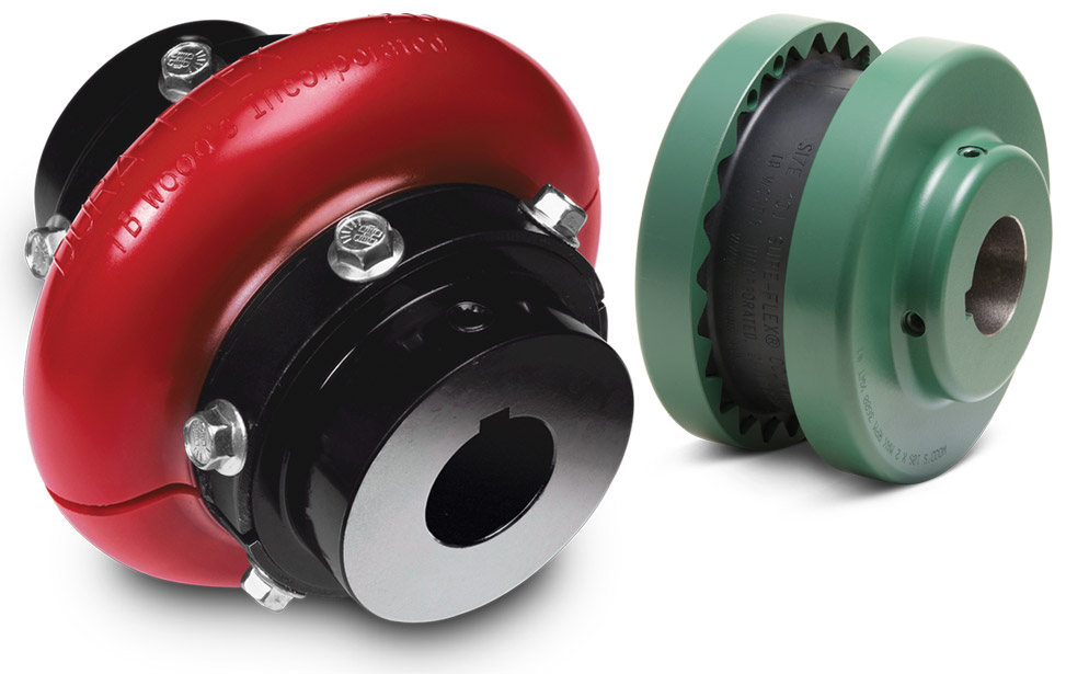 TB Wood's Couplings for Pumps