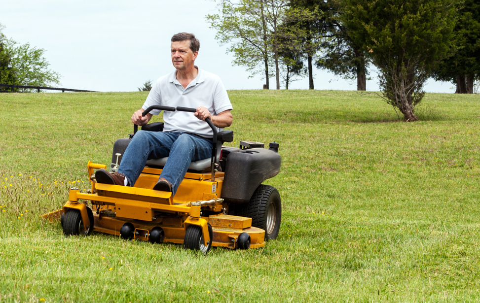 Commercial Mower Applications