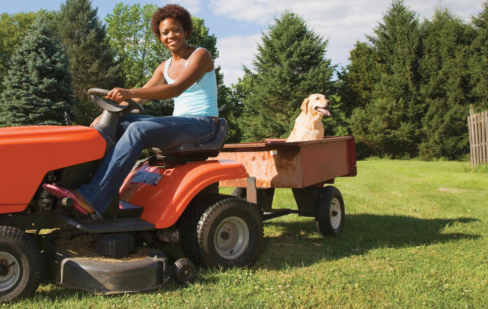 Garden Tractor Applications