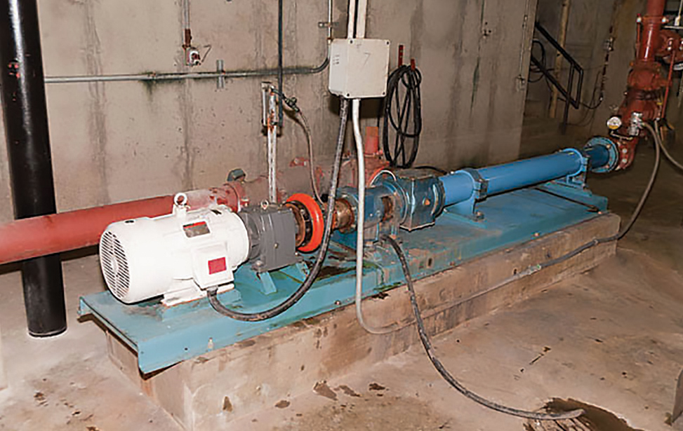 Sludge Pump Applications