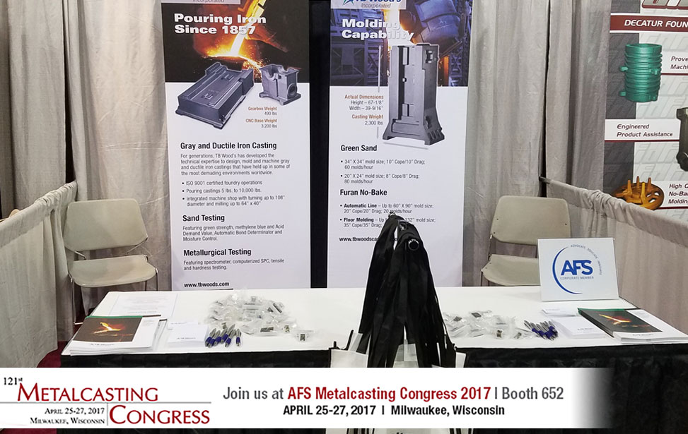 AFS Booth Photo 2017