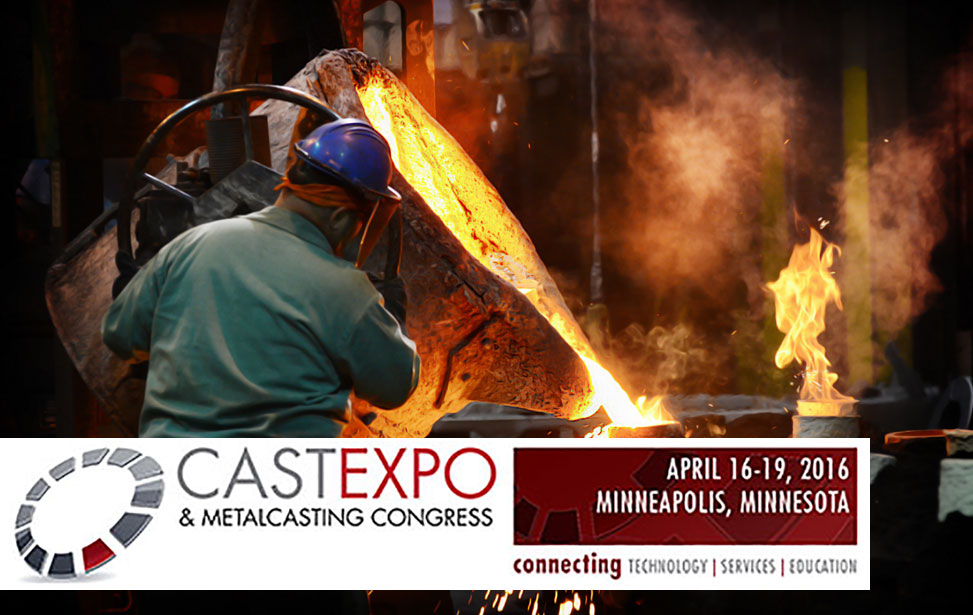 TB Wood's CastExpo Banner