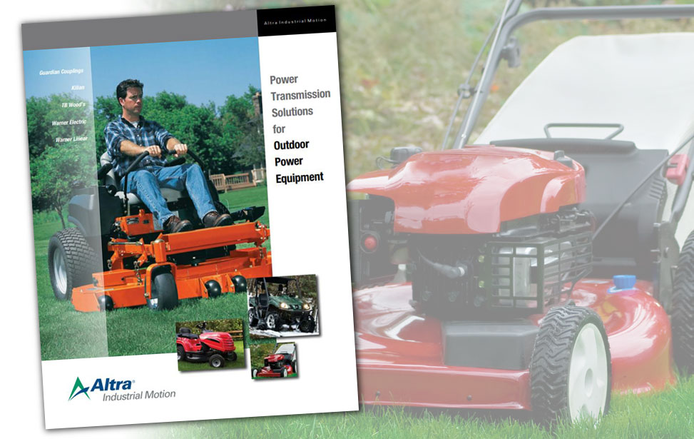 Outdoor Power Equipment Brochure