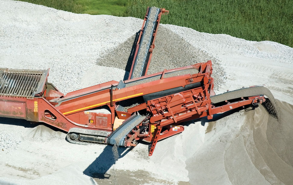 Quarry Vibratory Screen