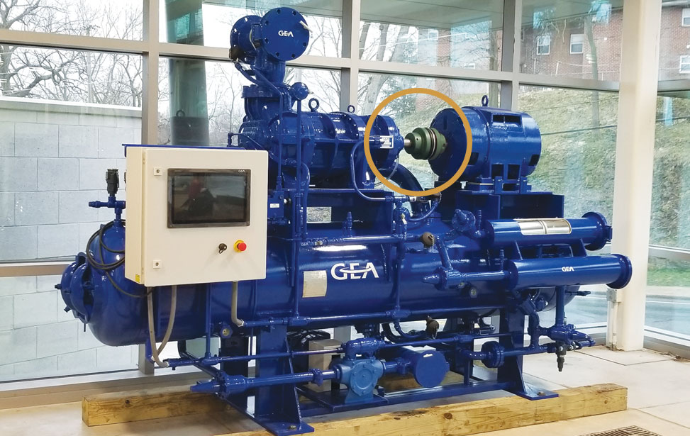 Refrigeration Compressor Package