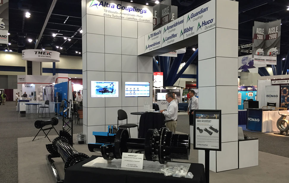 Turbomachinery and Pump Symposia Booth 2016