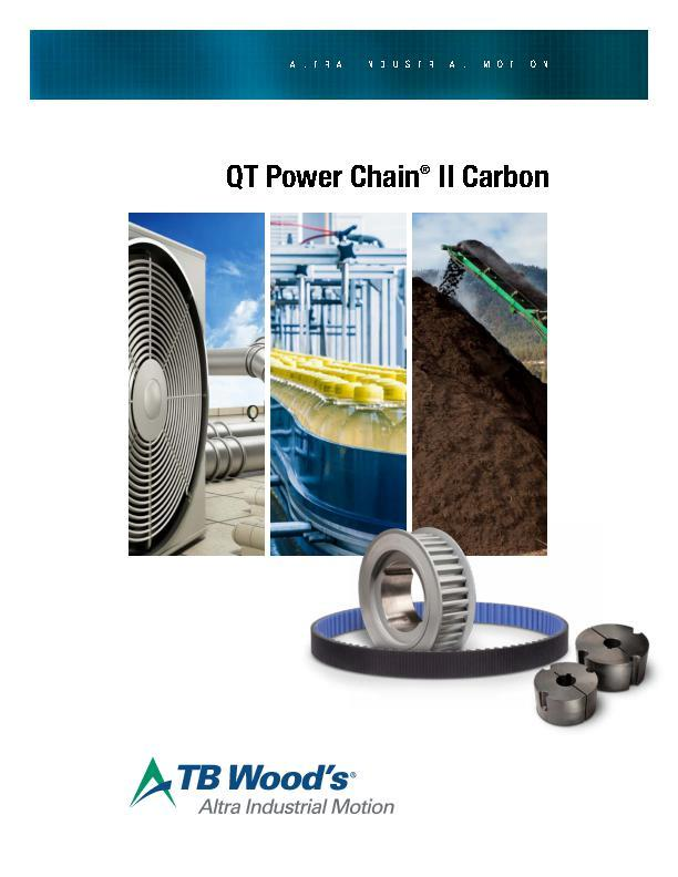 QT Power Chain® II Carbon