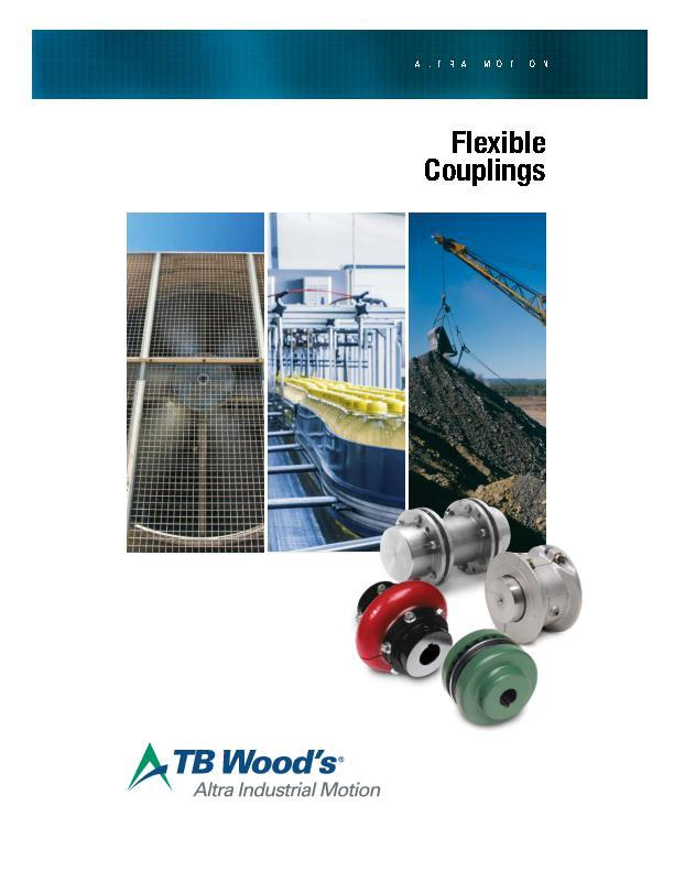 TB Wood's Flexible Couplings