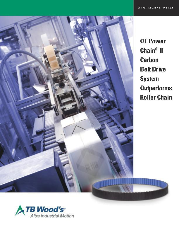 QT Power Chain® II Belt Drive System
