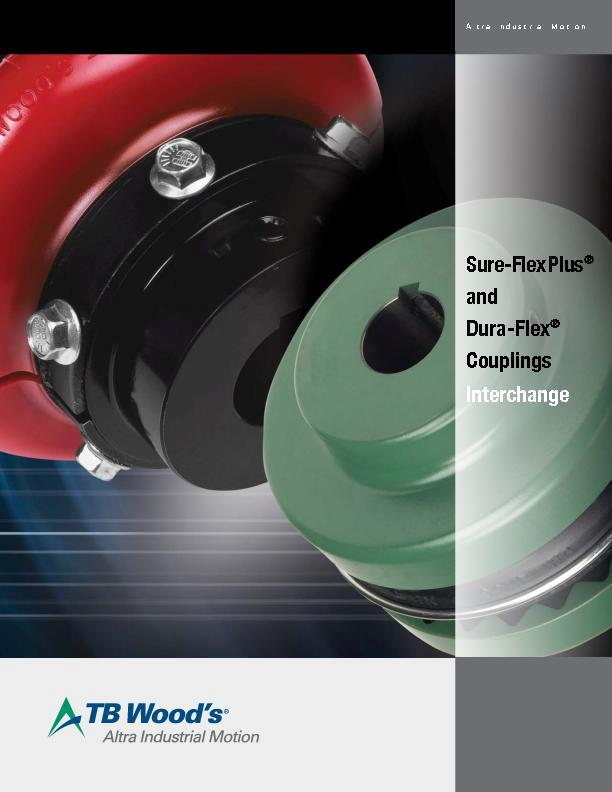 Sure-Flex & Dura-Flex Couplings Interchange