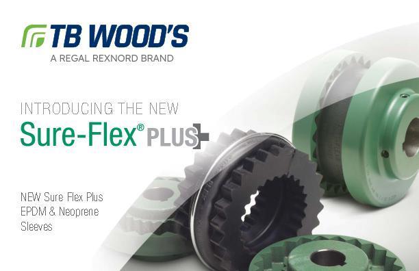 Sure-Flex Plus® Couplings | TB Wood's